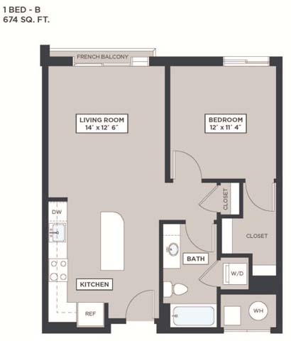 Md annapolis marinerbaycrosswinds p0475870 new 1bedb674sf 2 floorplan