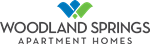 Woodland Springs Apartment Homes Property Logo 3