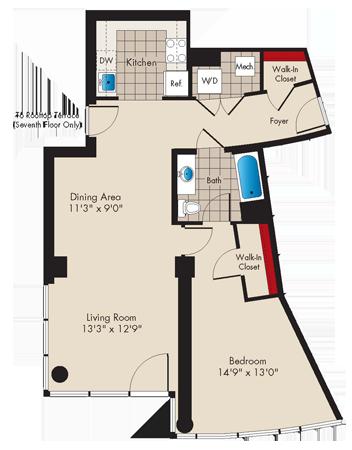Md baltimore thezenith p0479745 1bed1batha 1 2 floorplan