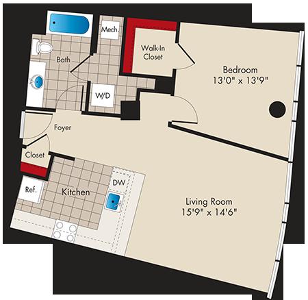 Md baltimore thezenith p0479745 1bed1bathd 2 floorplan