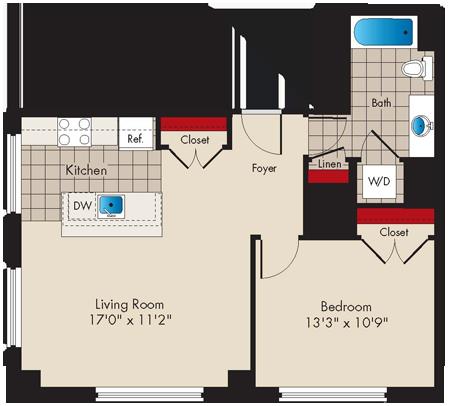 Md baltimore thezenith p0479745 1bed1bathk 2 floorplan