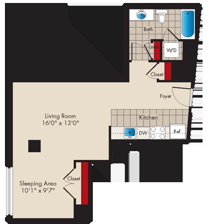 Md baltimore thezenith p0479745 studiom 2 floorplan