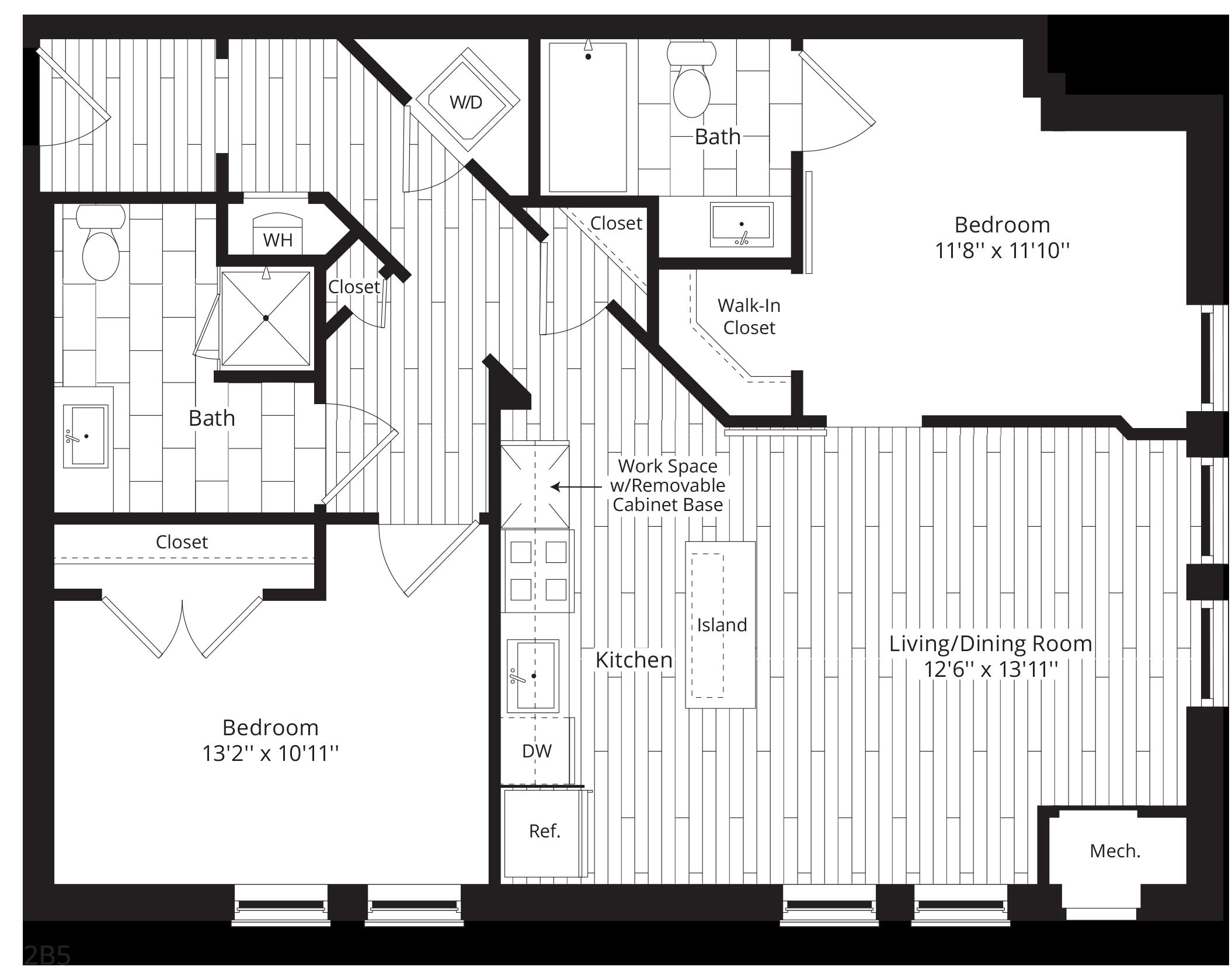 apartment 225
