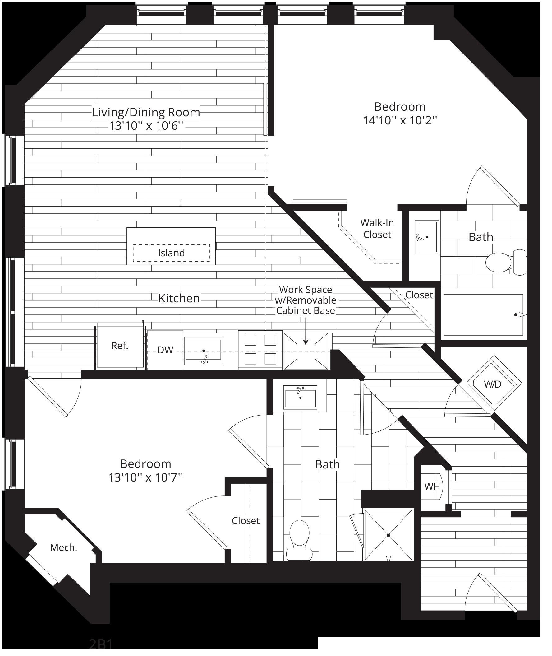 apartment 436