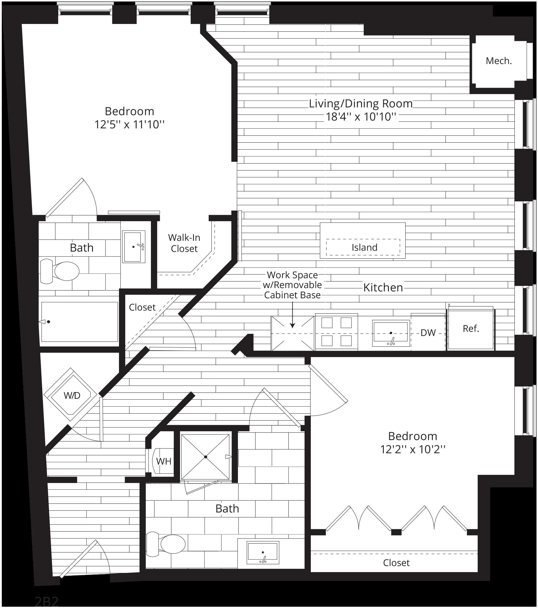 apartment 132