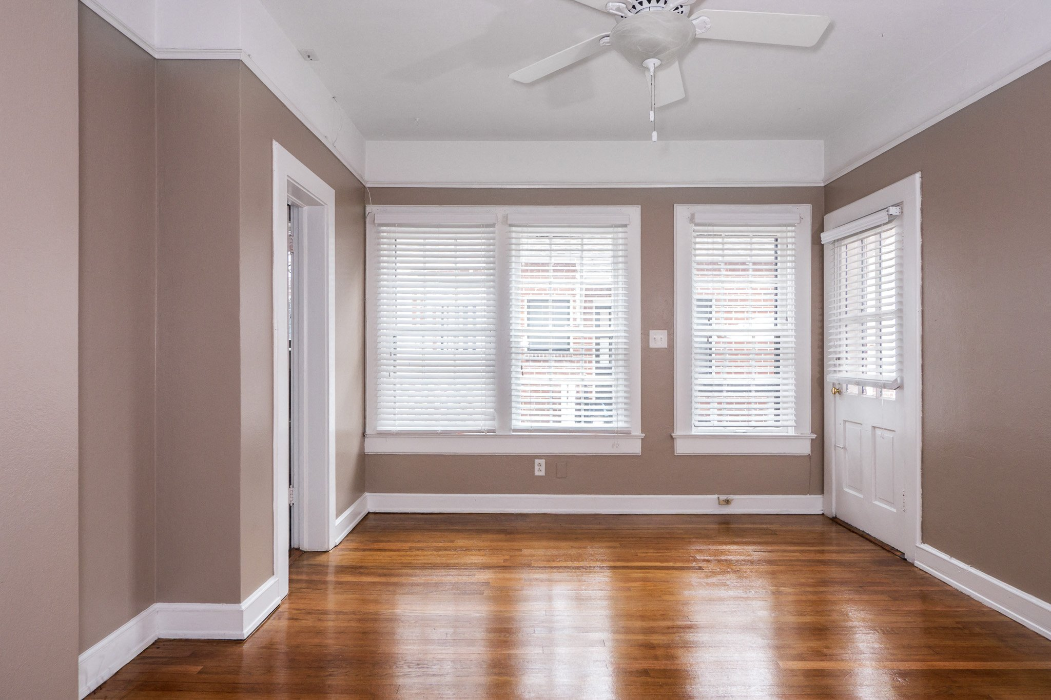 Bungalow Offers Original Hardwood Floors