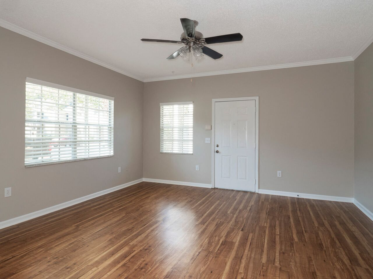 Hardwood Floors in Select Units