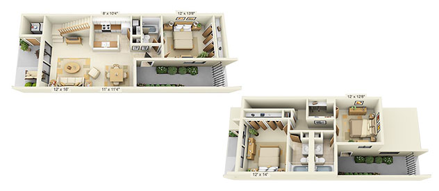 3 Townhouse