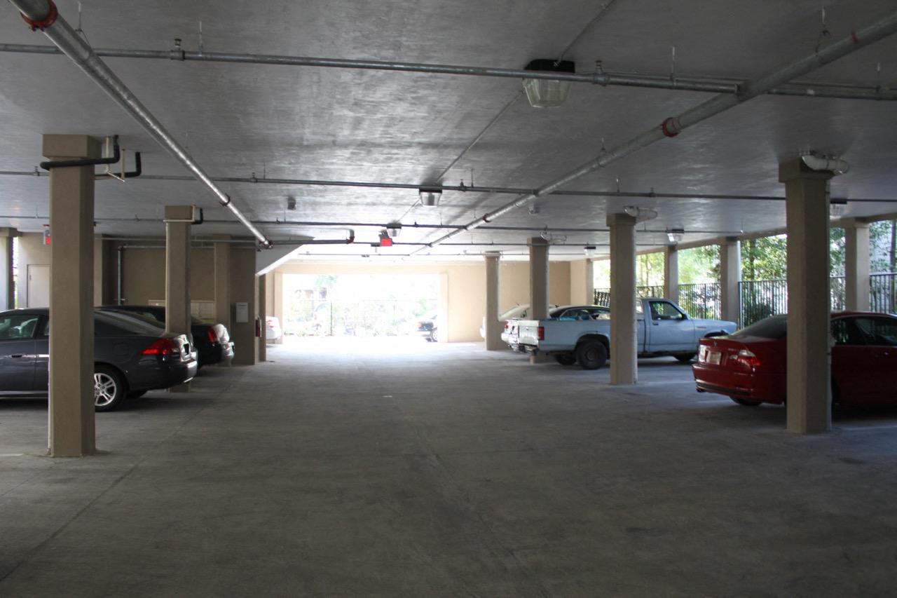 Access Control Garage Parking