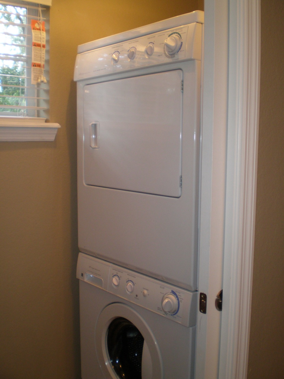 Front-Load Washer/Dryers