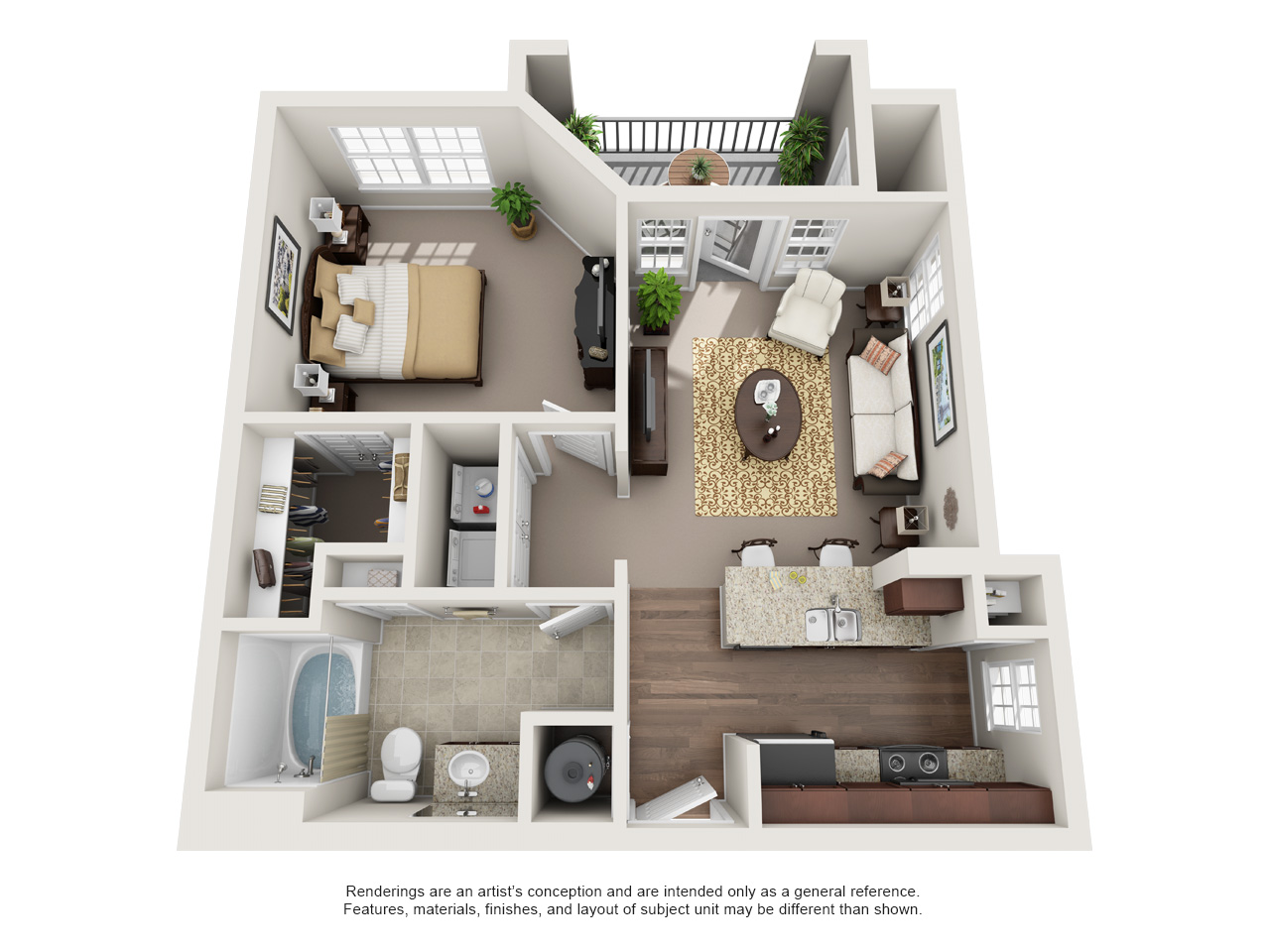 bedroom floor plan. The Shores A1 Bedroom Floor Plan