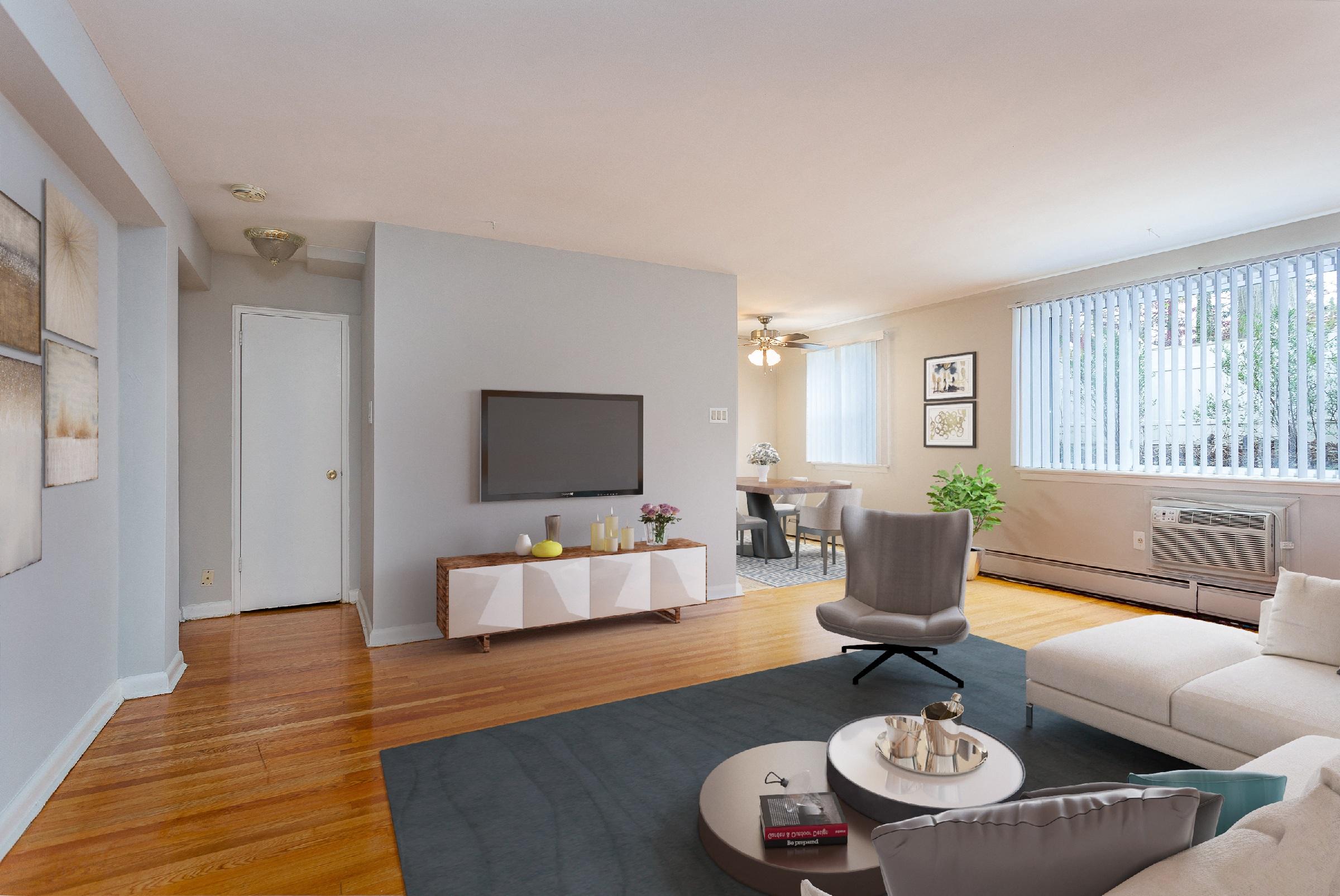 East Oak Lane Philadelphia Apartment | Eola Park Photos