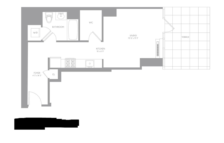 C line studio 3 terrace 510sqft opt 1170x750