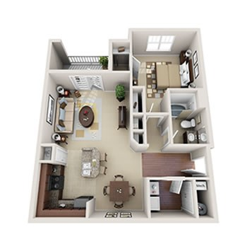 102 Village Dr 1-3 Beds Apartment for Rent Photo Gallery 1