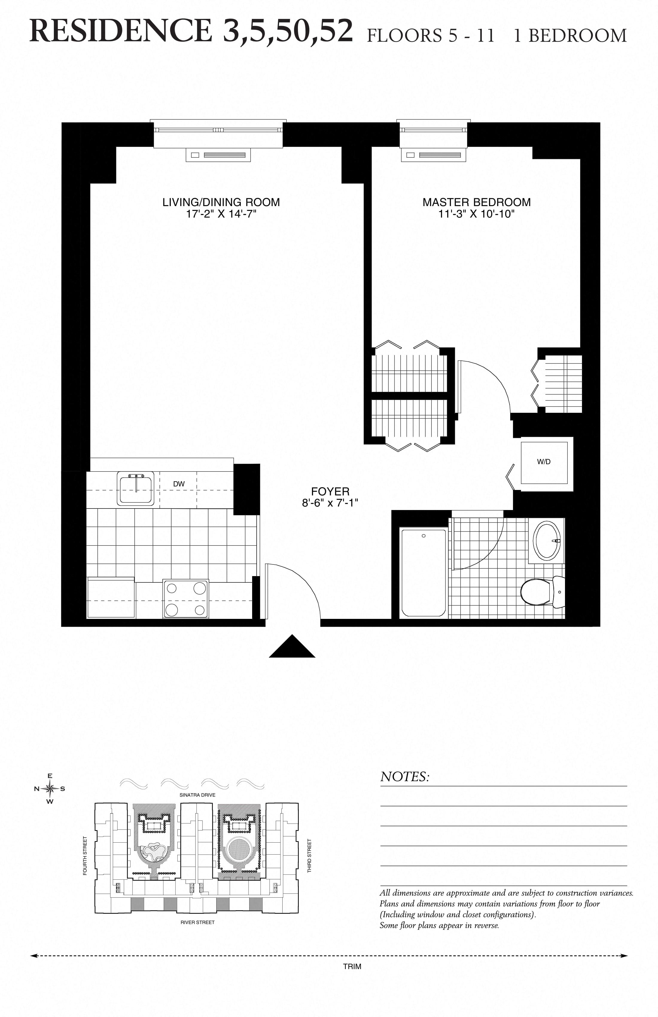 100 East Midtown Plaza Floor Plans 100