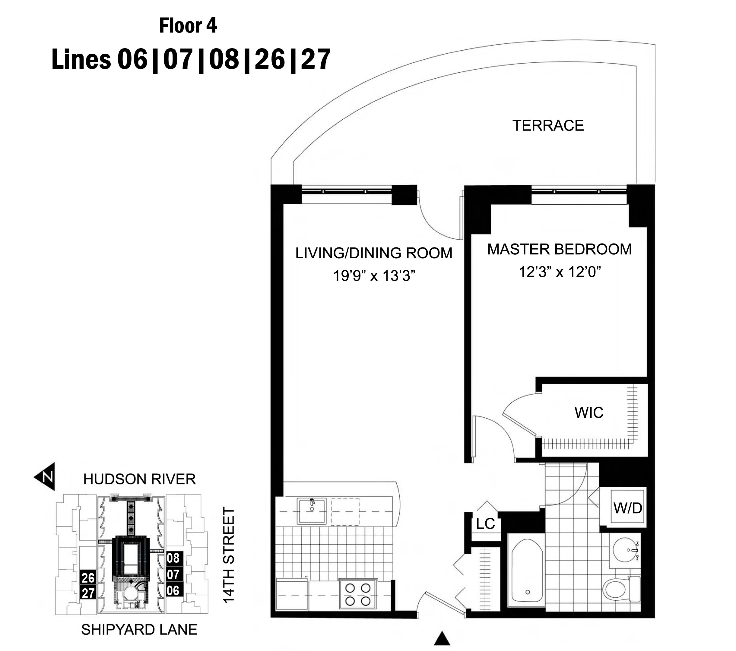 824  1 Bedroom  1   3 180   3 230  780  10 19 2017  PDF. Sovereign at the Shipyard Hoboken Luxury Apartments for Rent   Applied