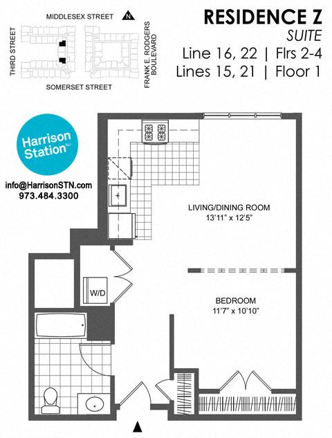 Harrison Luxury Rentals | Harrison Station 300 | Applied