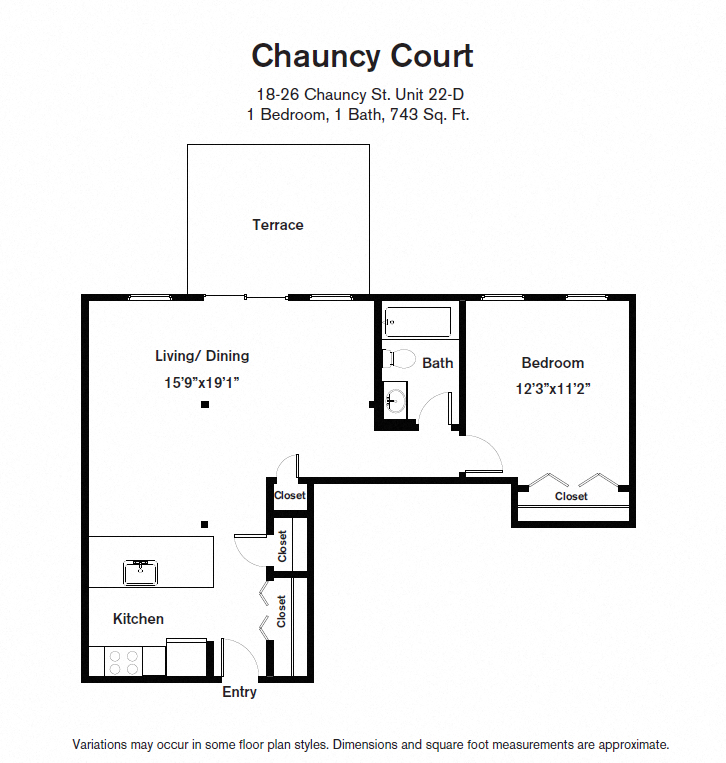 Click to view Floor plan 1 BR image 10