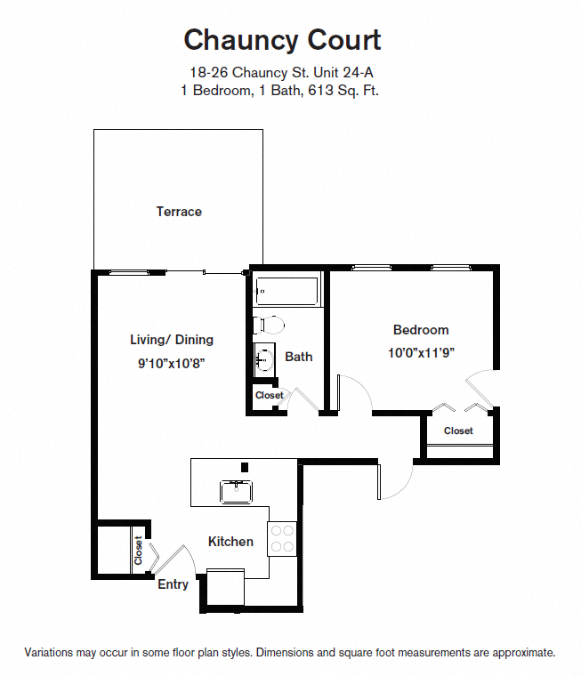Click to view Floor plan 1 BR image 11