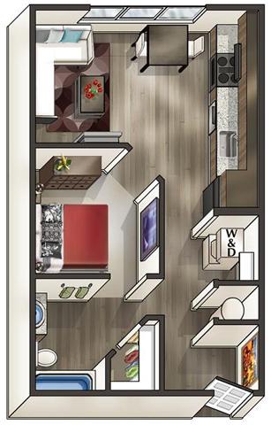Va alexandria thebeaconofgroveton p0519114 mariner studio s1 2 floorplan