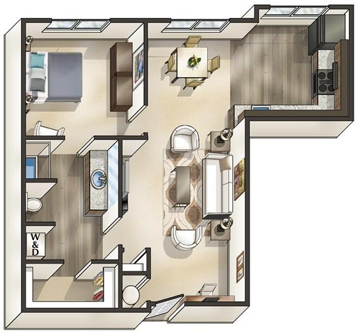 Va alexandria thebeaconofgroveton p0519114 ventura a3 2 2 floorplan