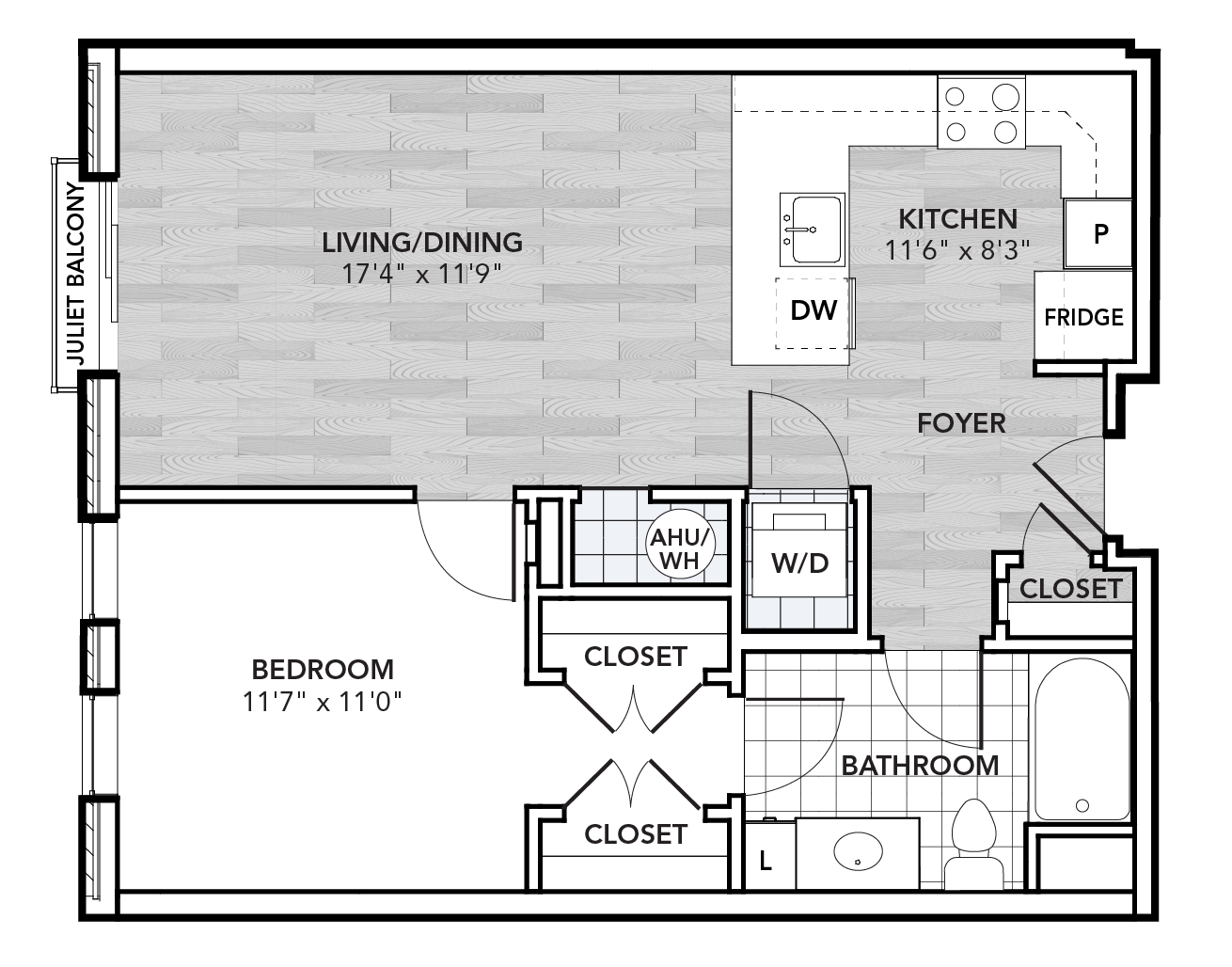 floor plan image unit id 213