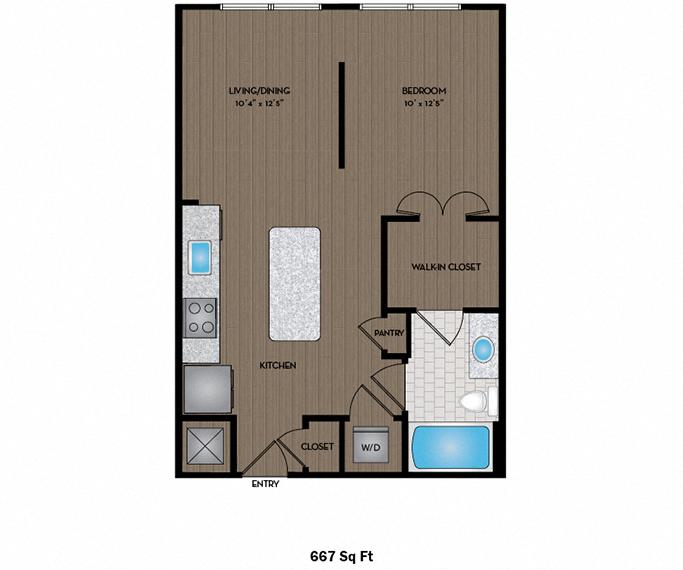Apartments In Nashville Tn Under 1000: Midtown Apartments Nashville, TN