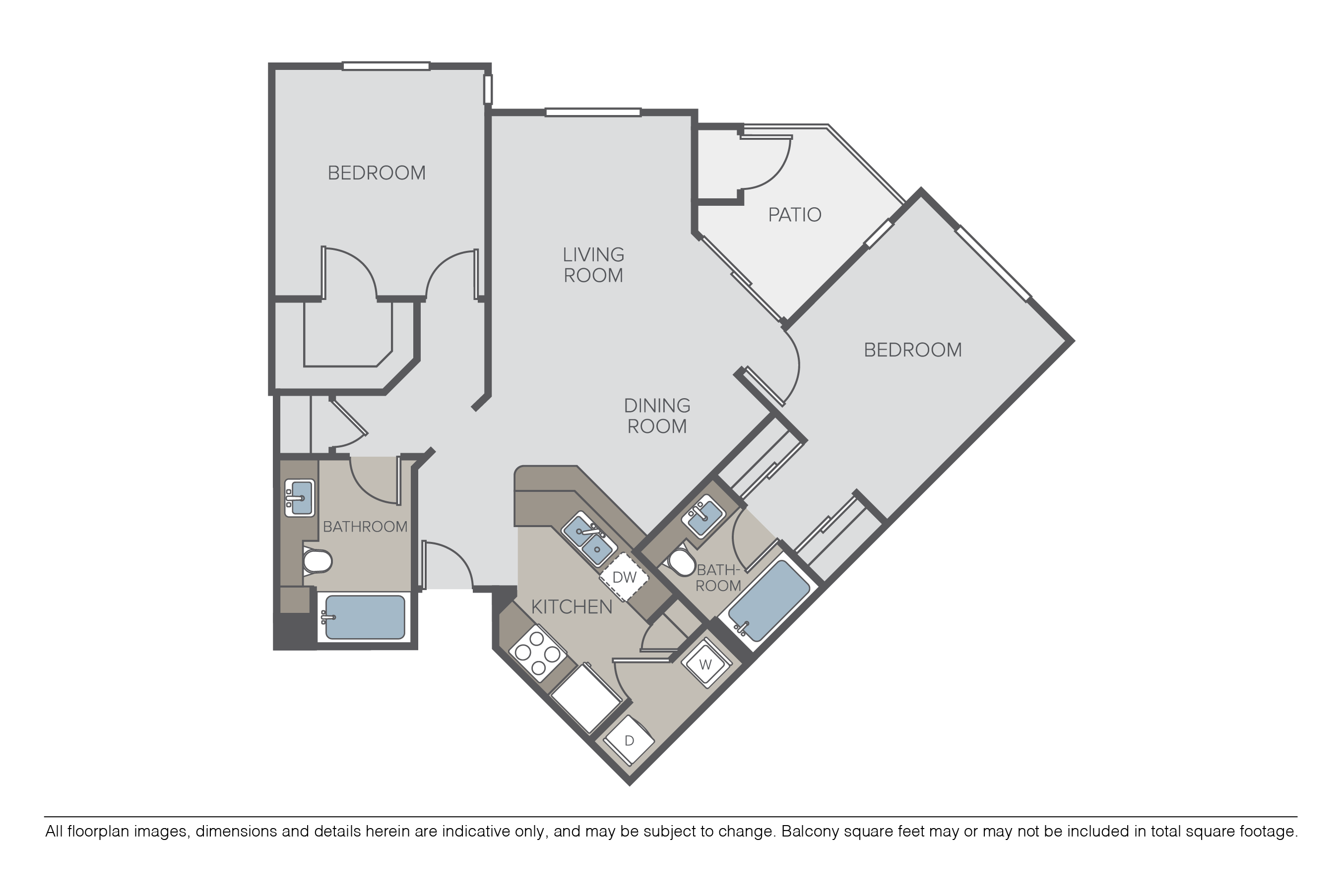 Floor Plans Pricing The Landing At Jack London Square