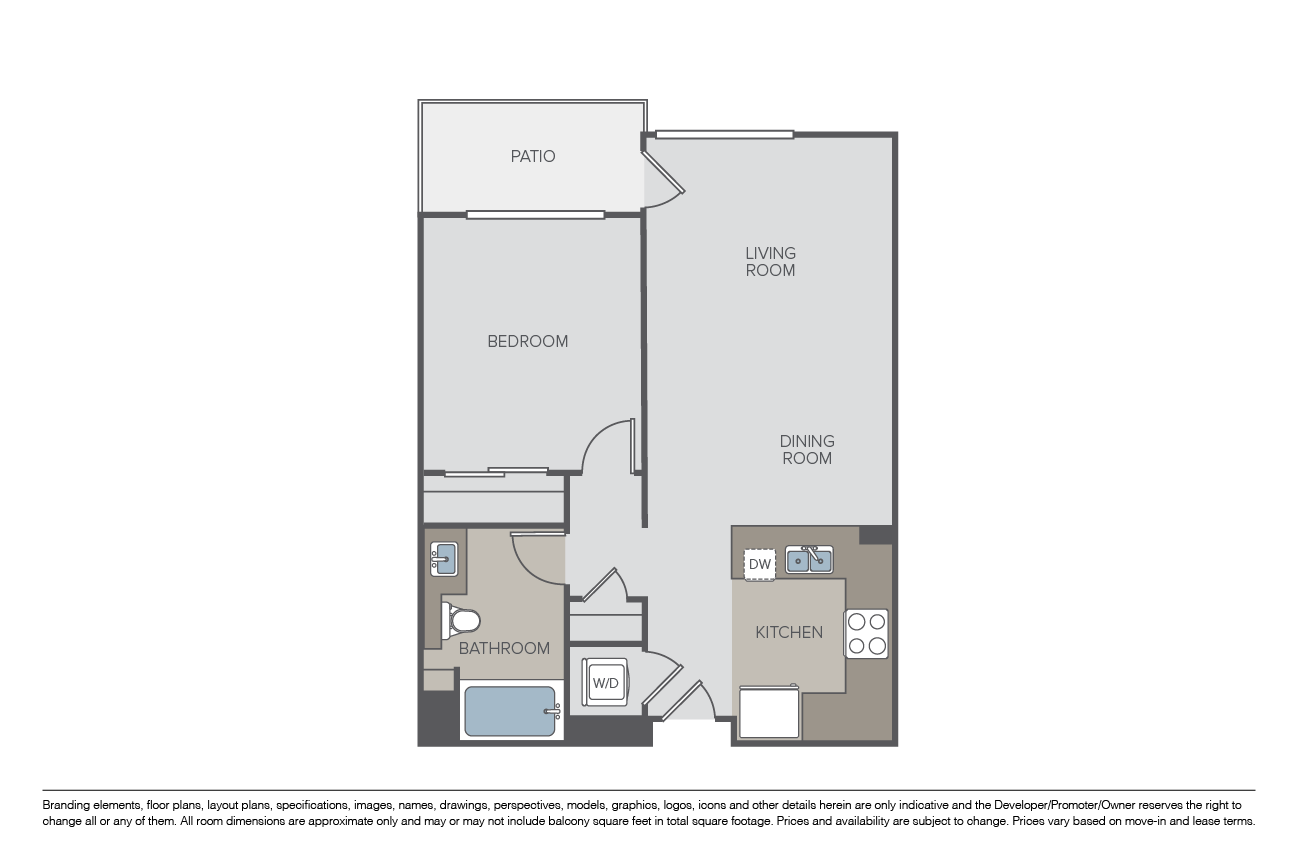 Floor Plans Pricing Avenue 64 Emeryville Ca Essex