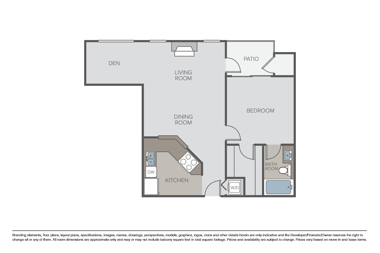 Floor Plans Pricing Lakeshore Landing San Mateo Ca Essex