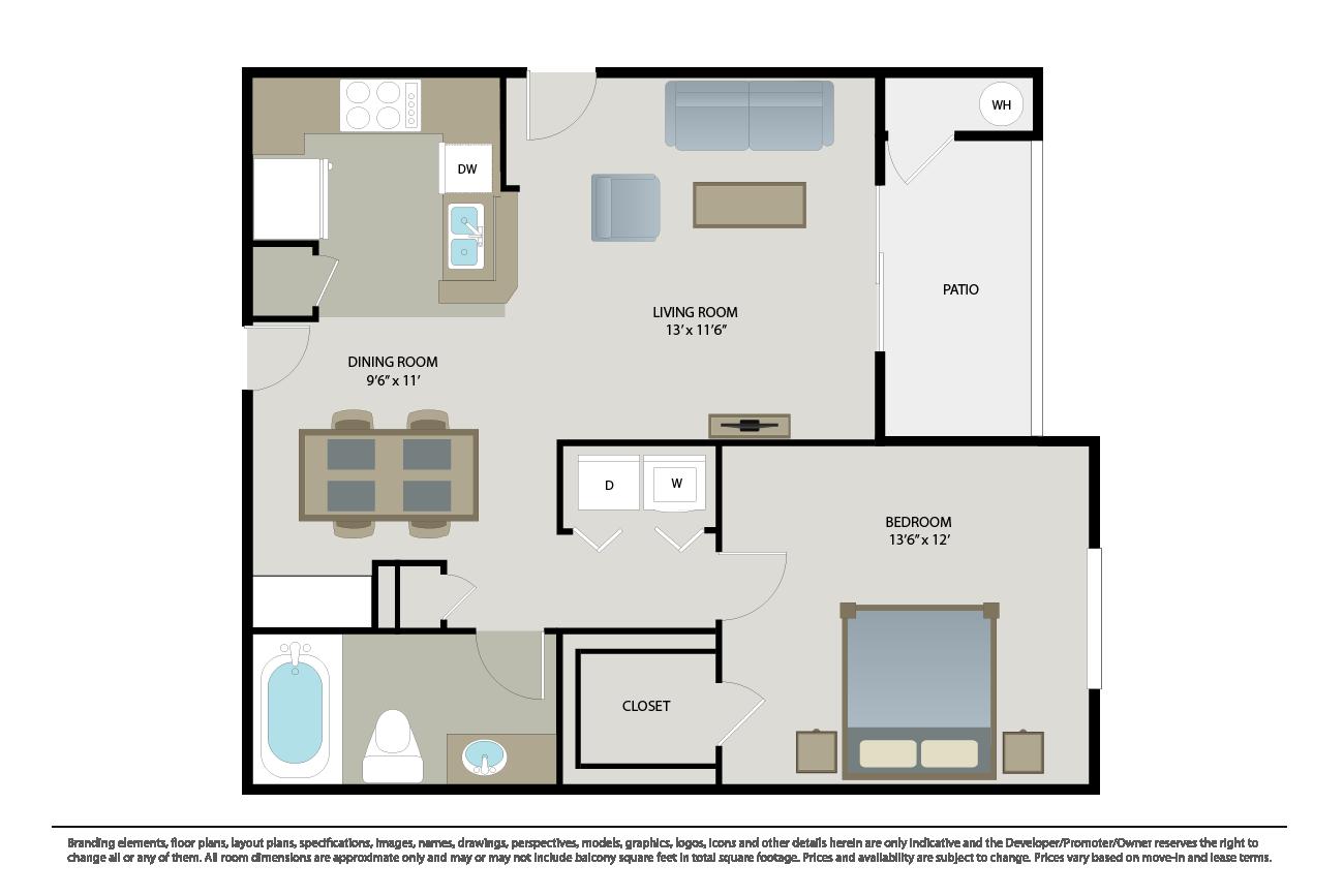 Floor Plans Pricing Cambridge Park Apartments For Rent