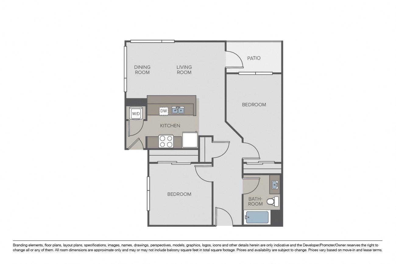 Floor Plans Pricing Belcarra Apartments For Rent Essex