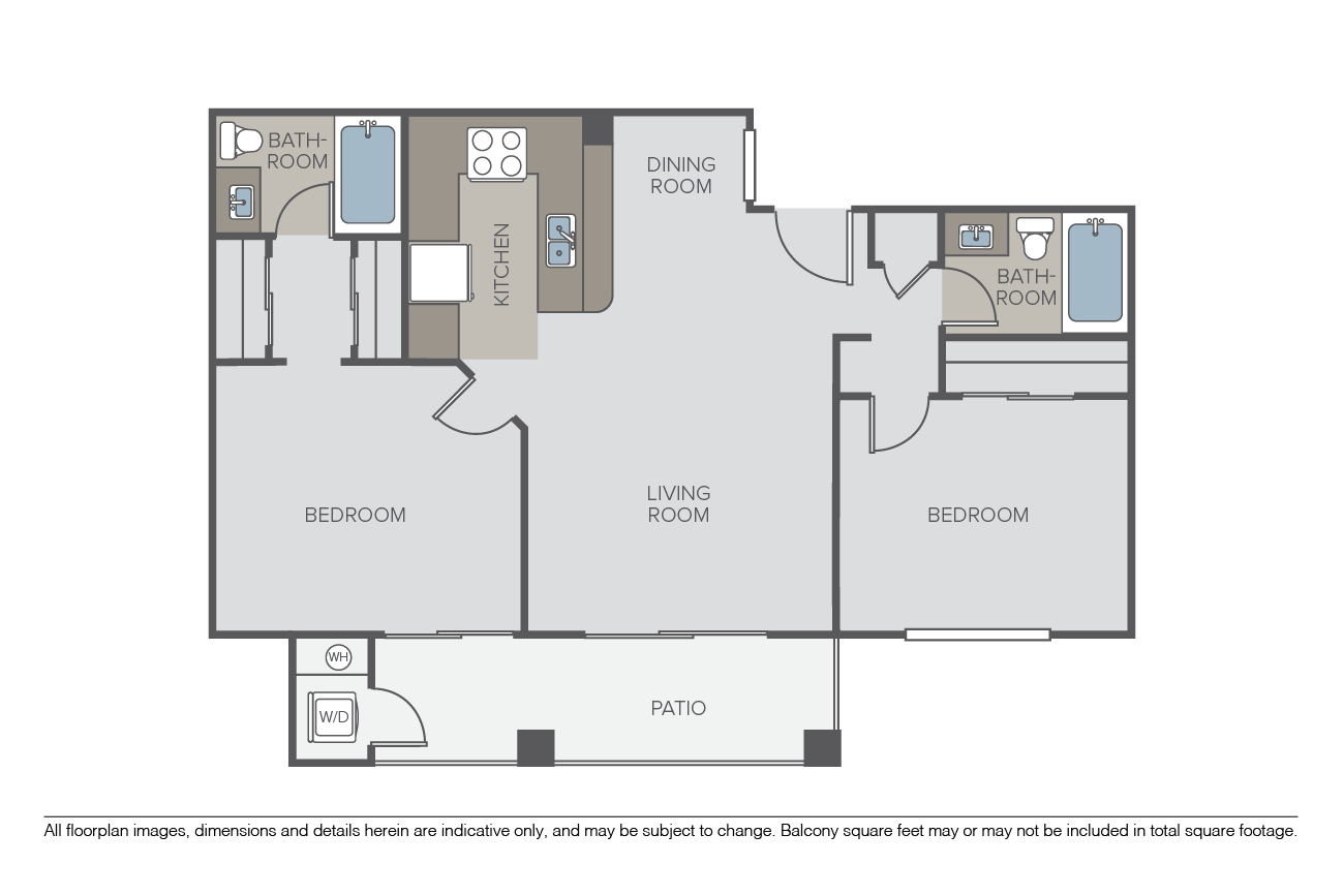 Floor Plans Pricing Emerald Pointe Apartments For Rent