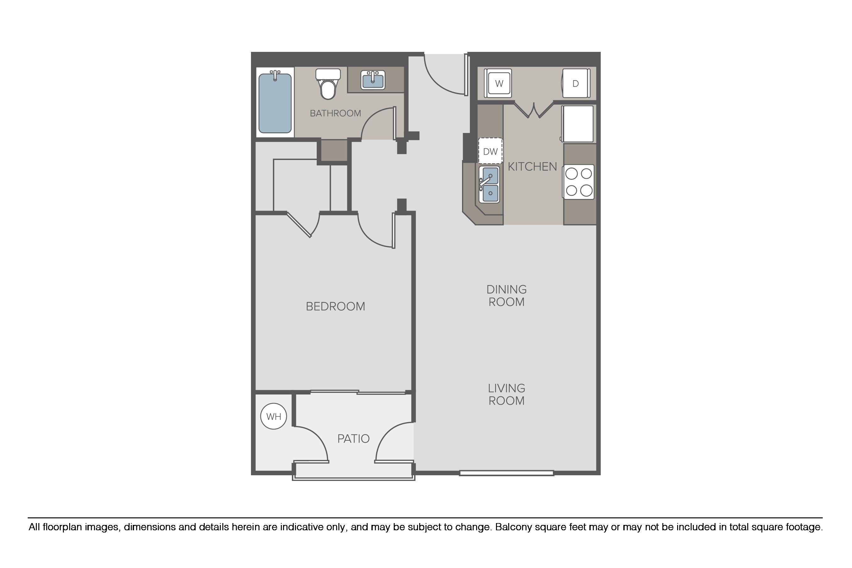 Floor Plans Pricing The Fairways At Westridge For Rent