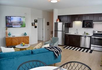 3611 Washington Street Studio-3 Beds Apartment for Rent Photo Gallery 1