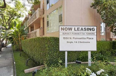 1550 N. Poinsettia Pl. Studio-2 Beds Apartment for Rent Photo Gallery 1