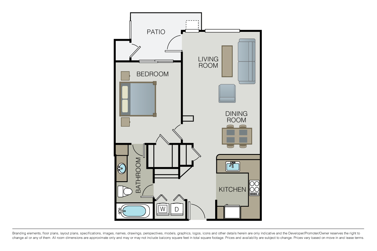 Floor Plans Pricing Waterford Place Apartments For Rent