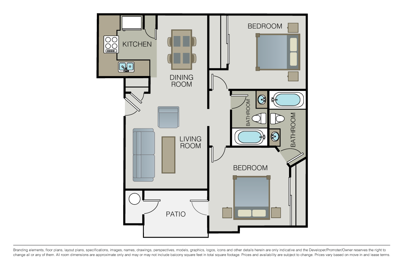 Floor Plans Pricing The Devonshire Apartments For Rent