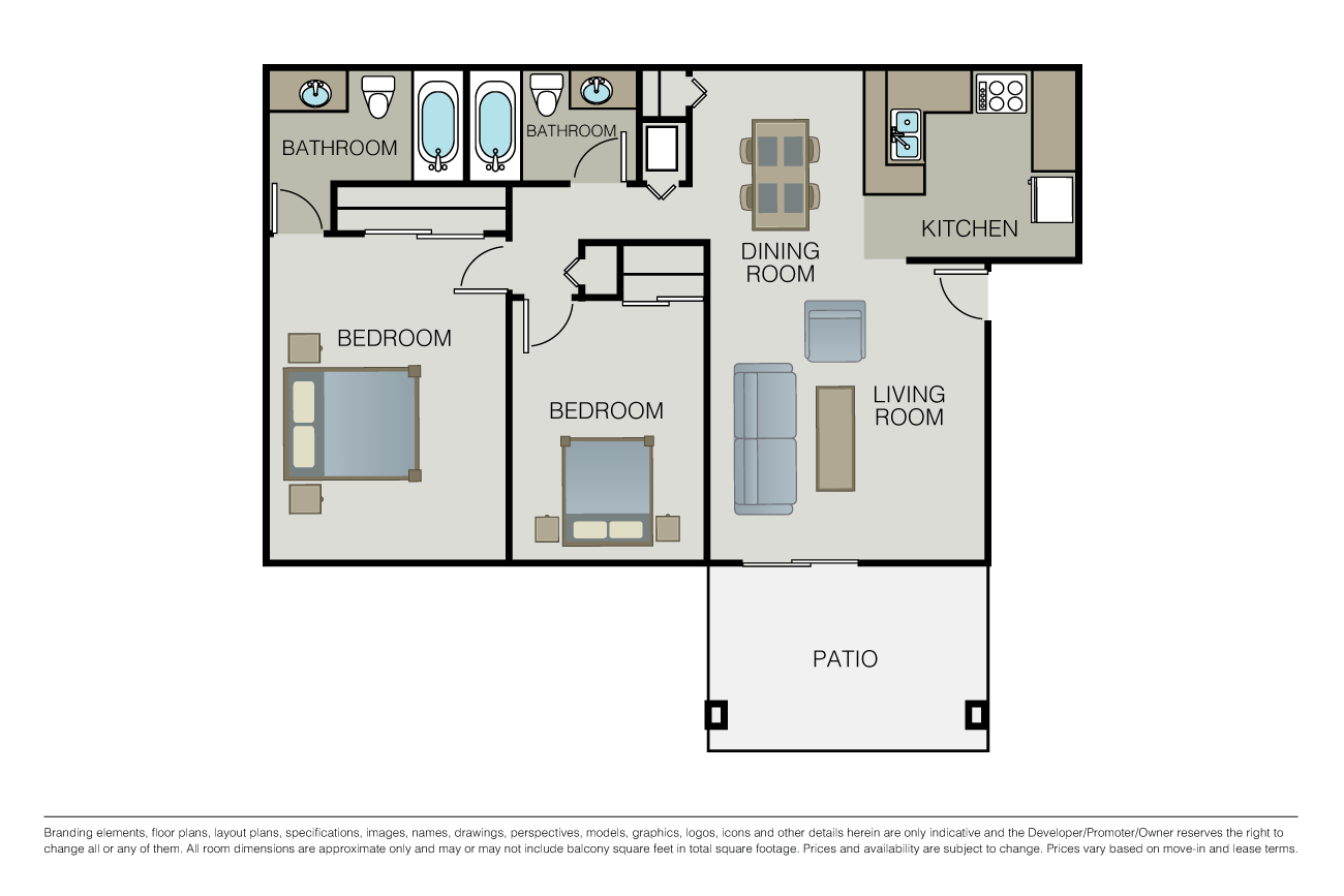 Floor Plans Pricing Country Villas Apartments For Rent