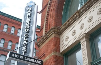 410 W. Lombard Street Studio-2 Beds Apartment for Rent Photo Gallery 1