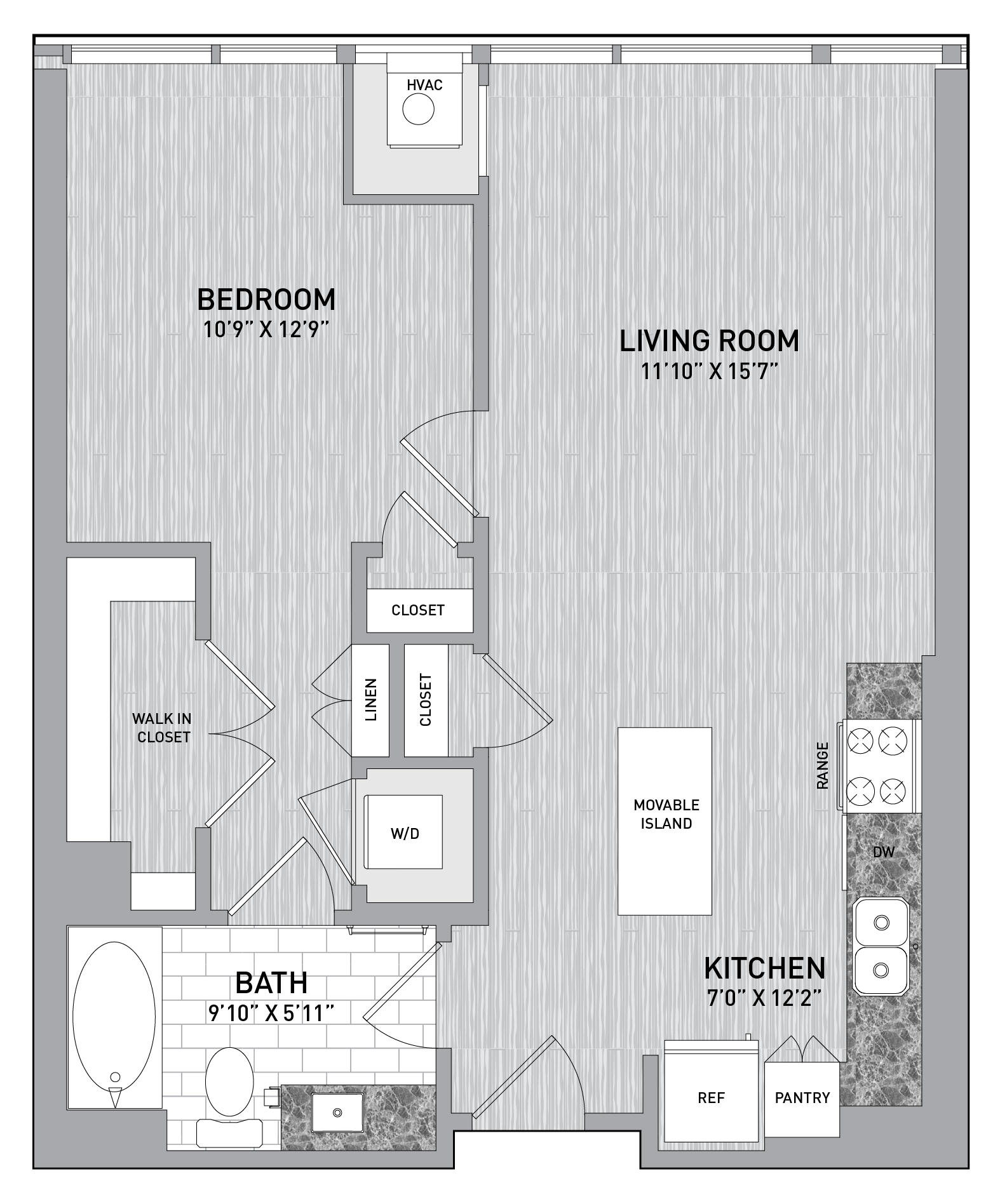 floorplan image of unit id 0715
