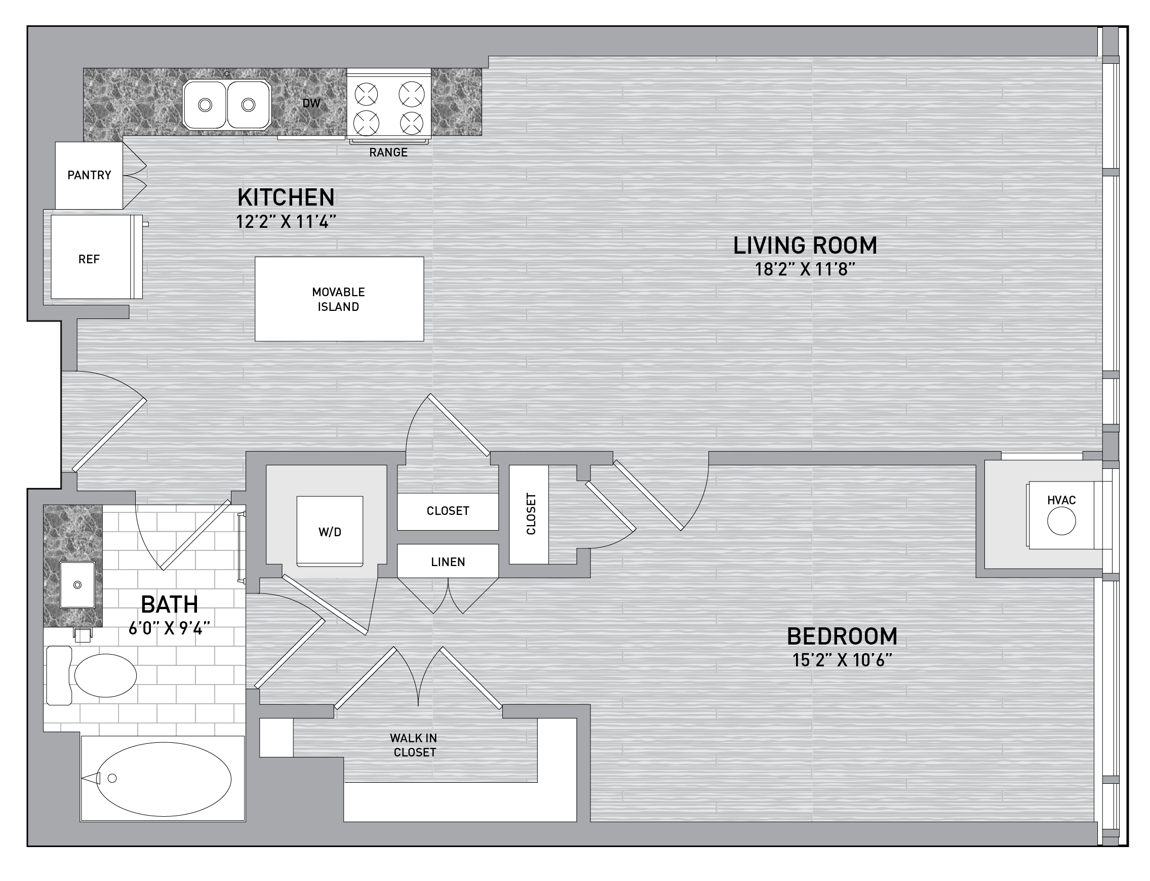 floorplan image of unit id 0625