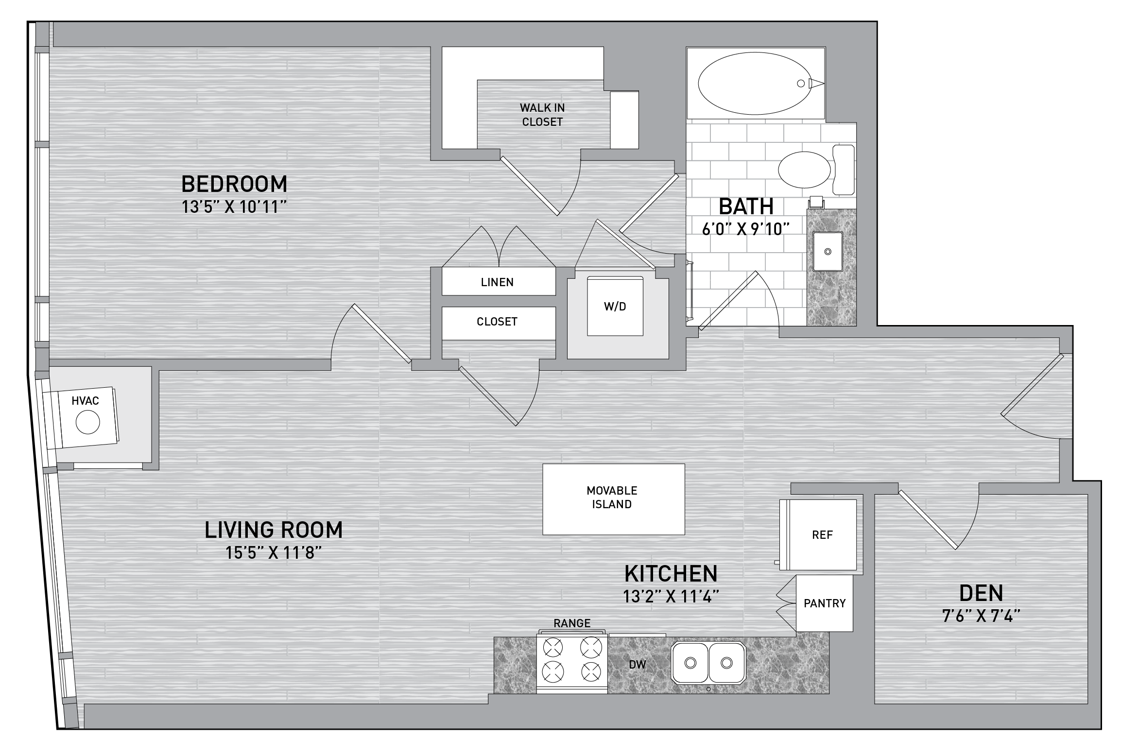 floorplan image of unit id 0228