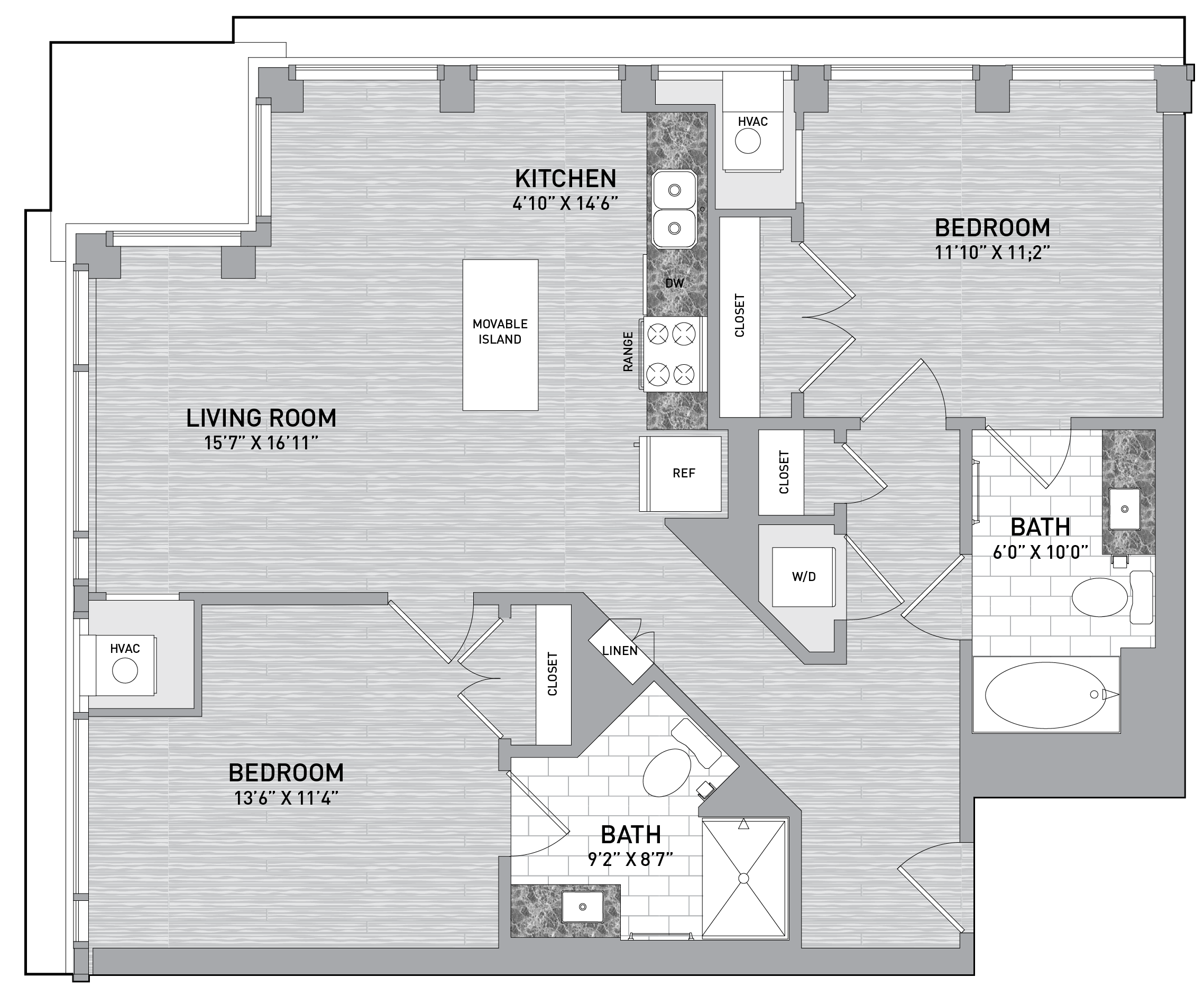 floorplan image of unit id 0933