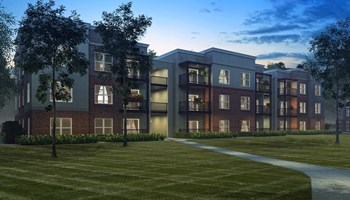 7600 Huntington Park Dr, Ste. 101 1-2 Beds Apartment for Rent Photo Gallery 1