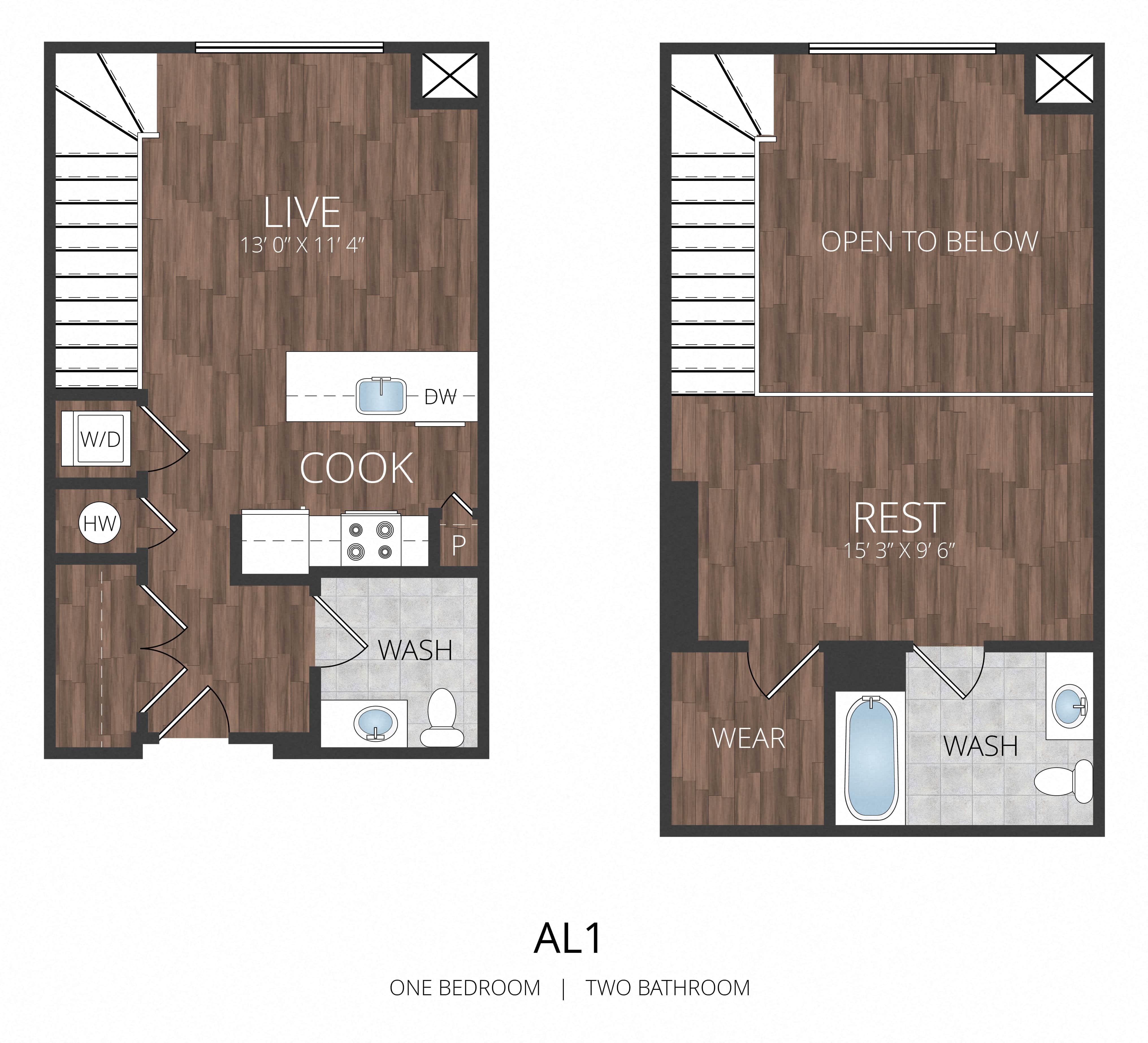 Penthouse AL1
