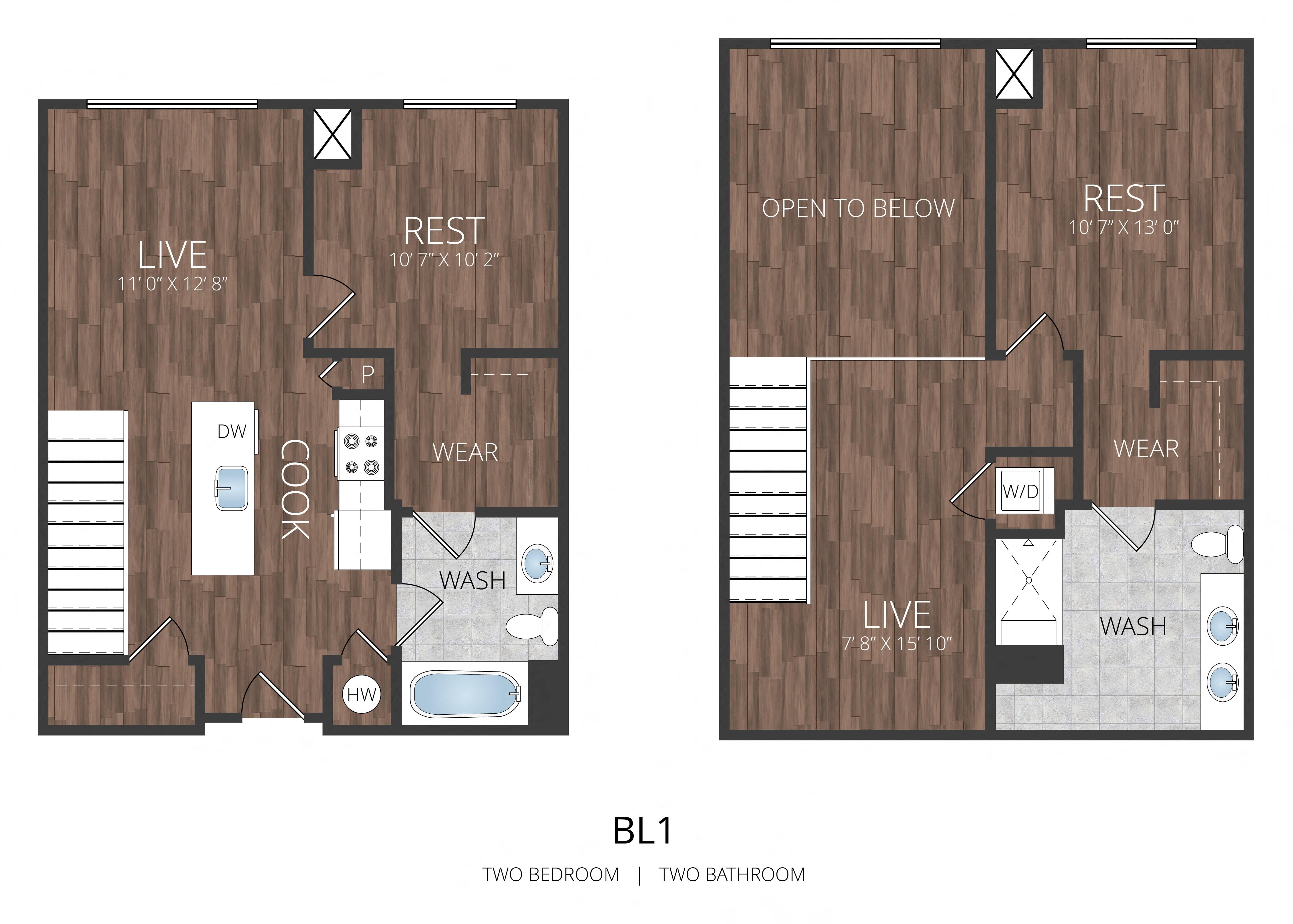 Penthouse BL1