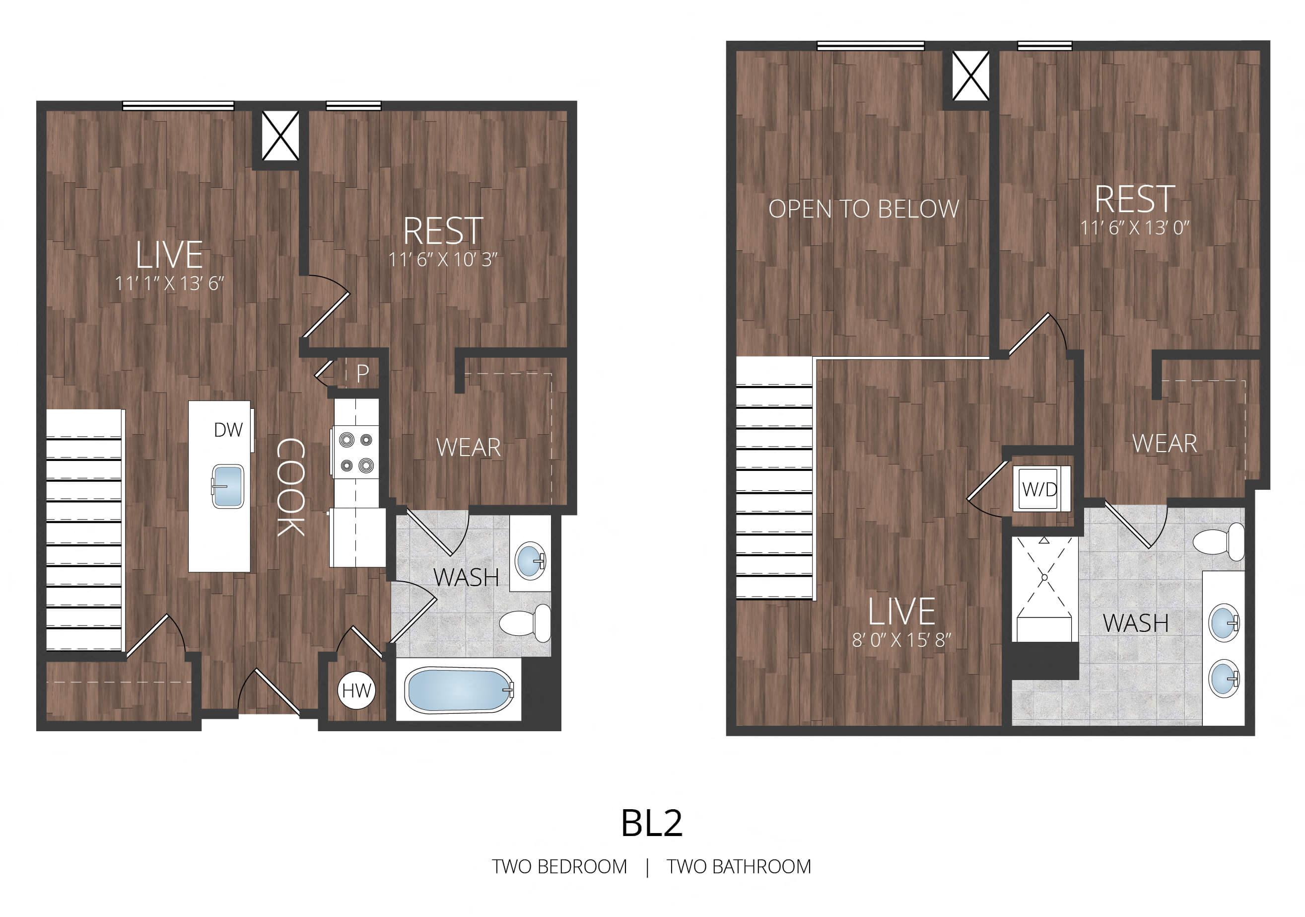 Penthouse BL2