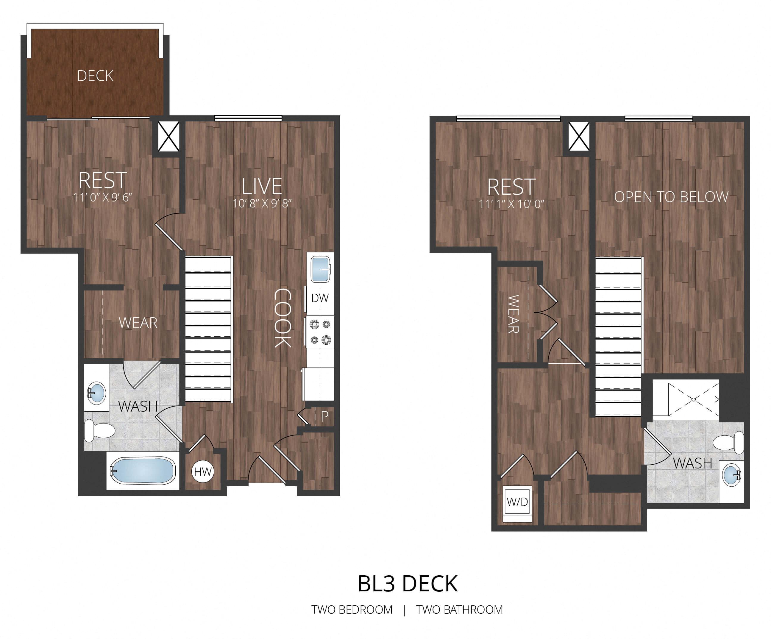 Penthouse BL3 Deck
