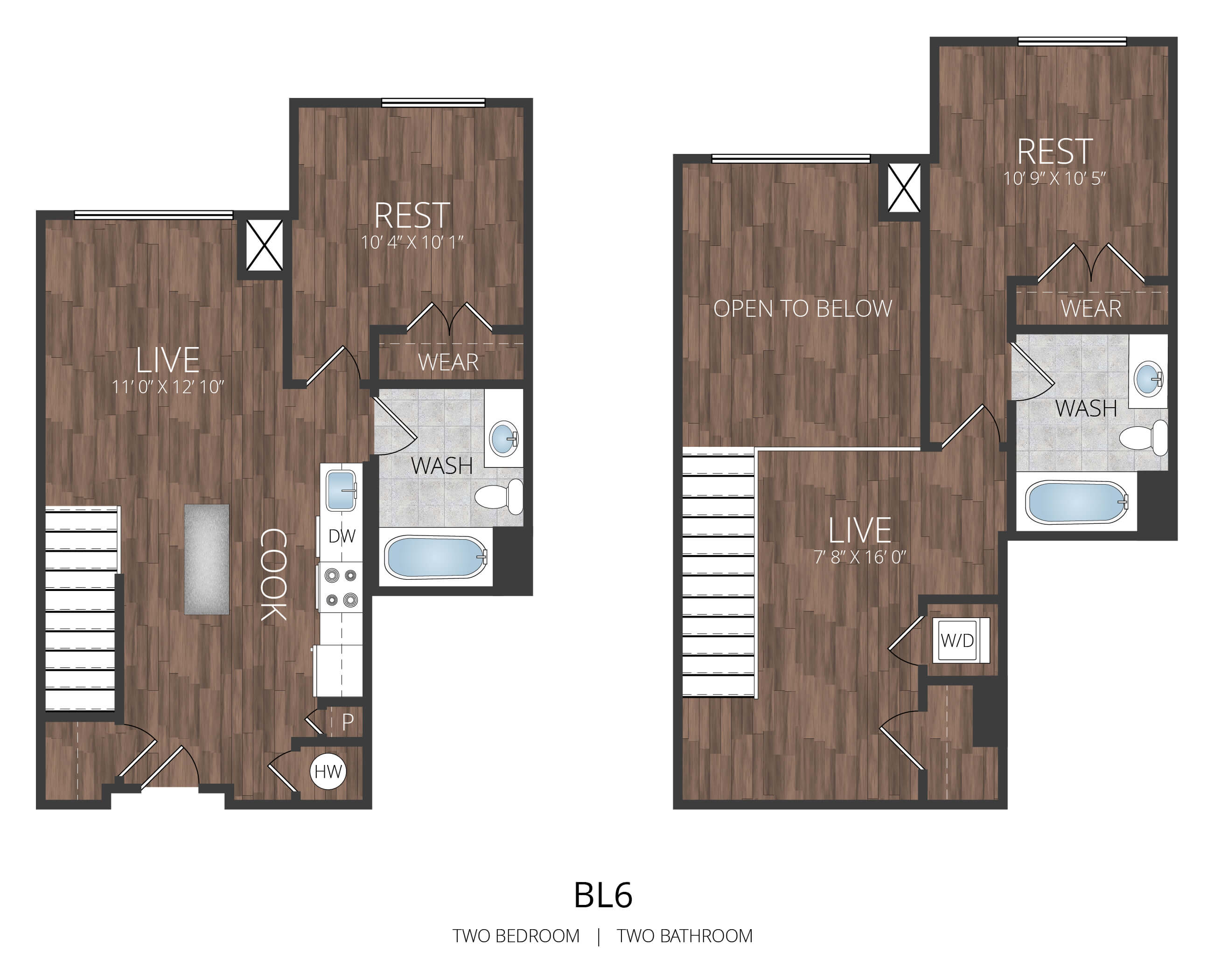 Penthouse BL6